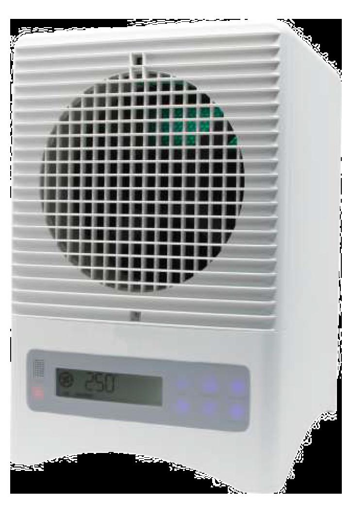 Purificateur-Air-sans-filtre-photocatalyse-ionisation